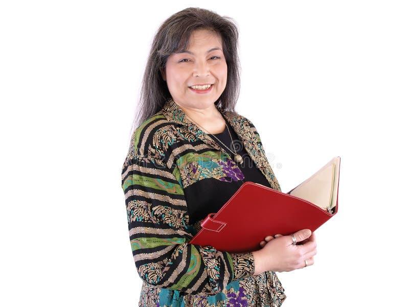 Mulher de negócios latino-americano fotografia de stock royalty free