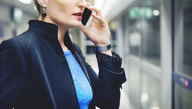 Mulher de negócios Lifestyle imagens de stock