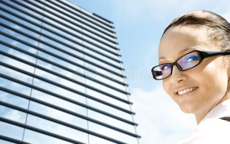 Mulher de negócios profissional imagens de stock