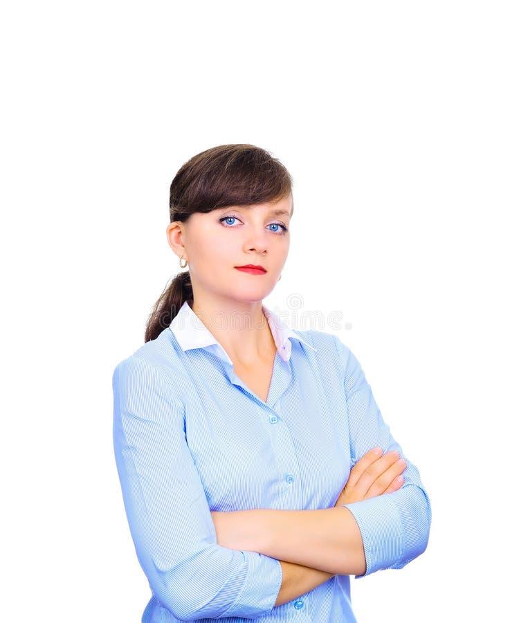 Mulher de negócios 'sexy' imagens de stock