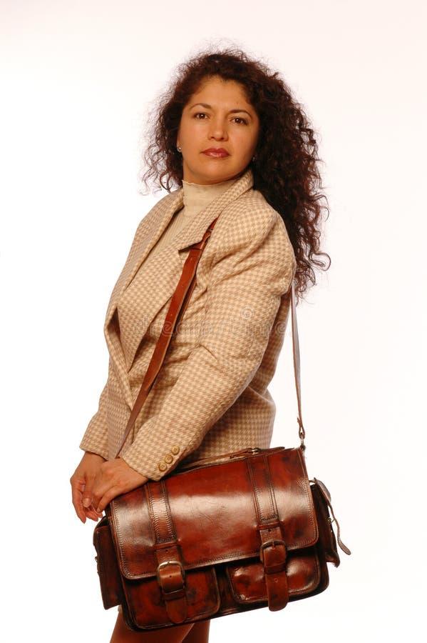 Mulher do curso imagem de stock royalty free