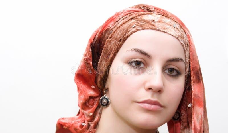 Mulher do Islão fotografia de stock royalty free