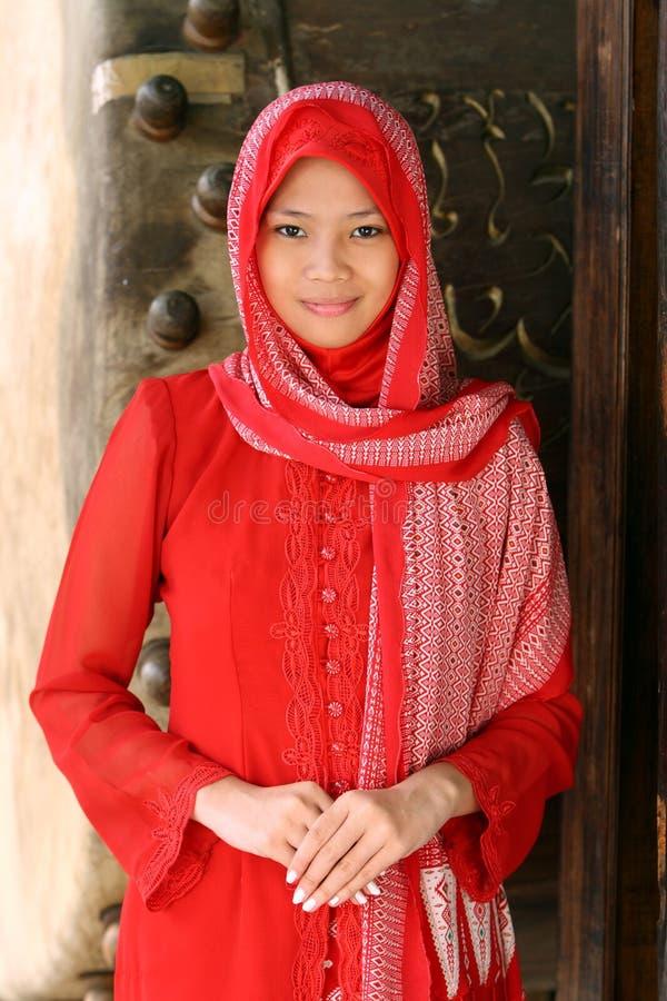 Mulher do Islão imagens de stock