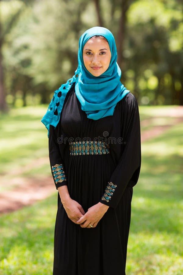 Mulher do Oriente Médio imagens de stock royalty free