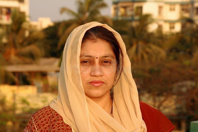 Mulher do Punjabi fotos de stock royalty free
