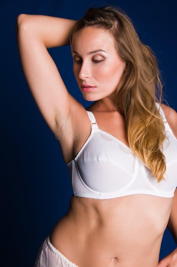 Download Mulher do russo imagem de stock. Imagem de beleza, marrom - 10058591