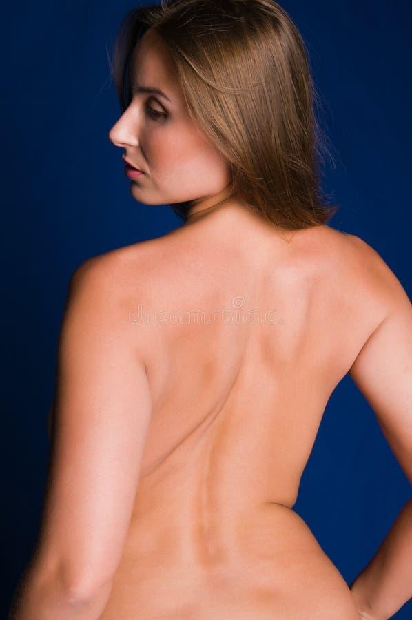 Download Mulher do russo imagem de stock. Imagem de topless, slav - 10058605