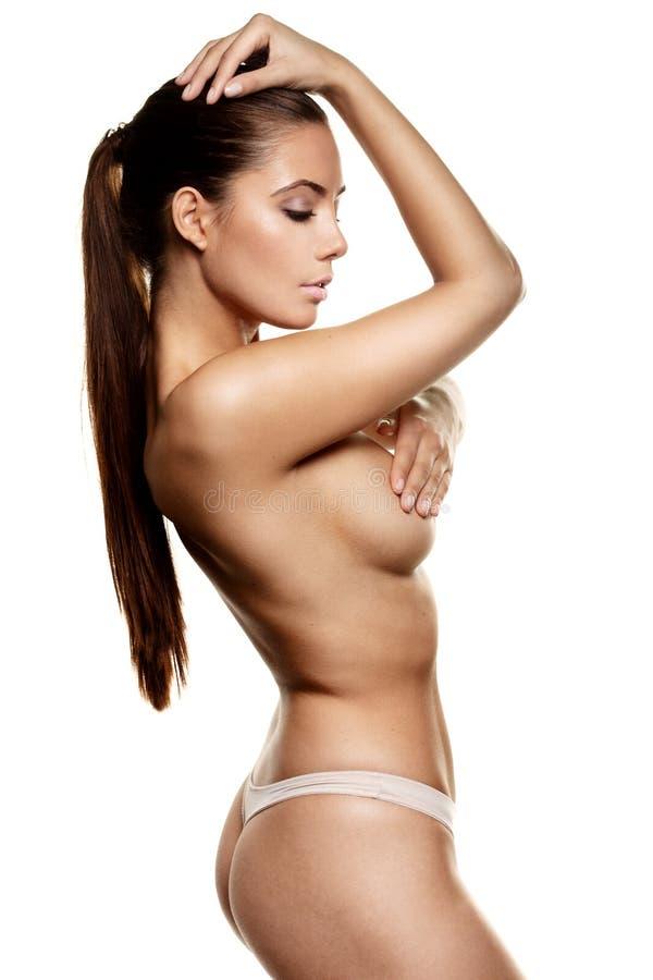 elegante nackte Frauen