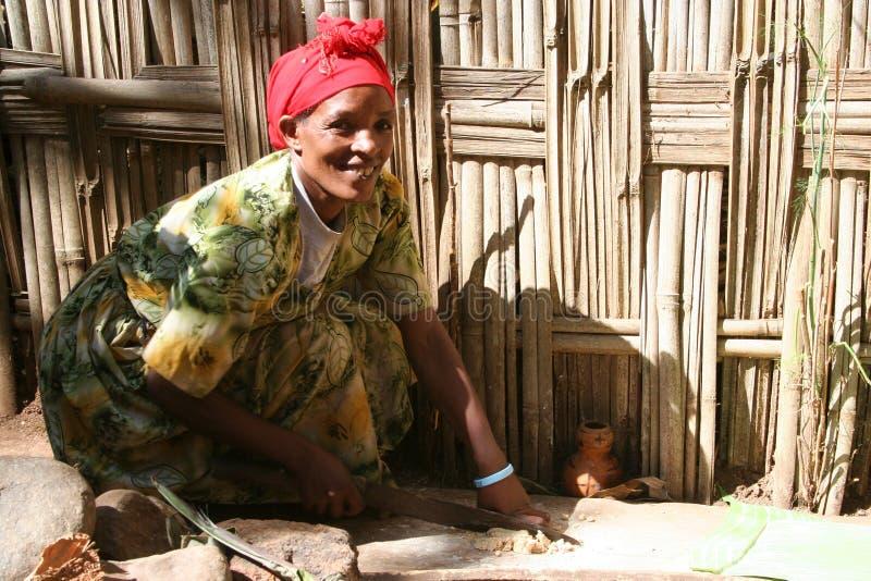 Mulher etíope imagem de stock royalty free