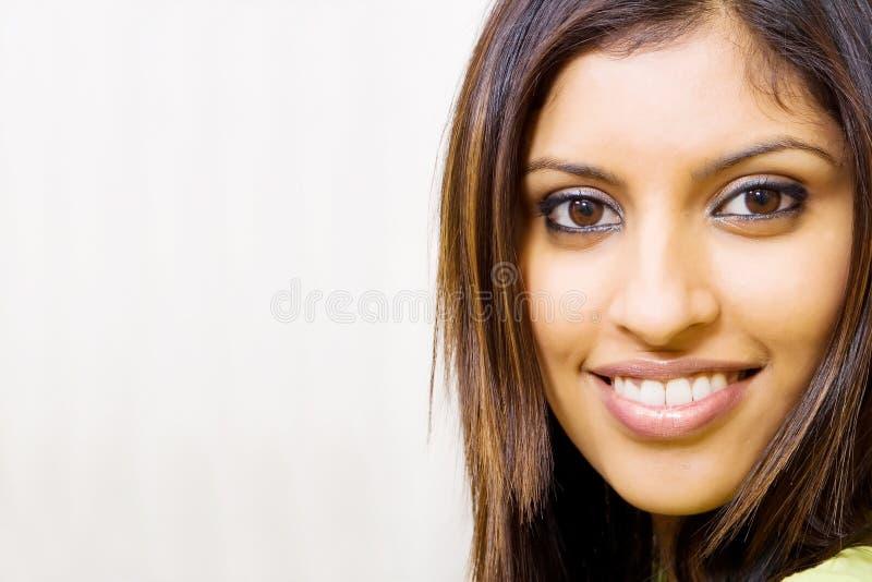 Mulher indiana imagem de stock royalty free