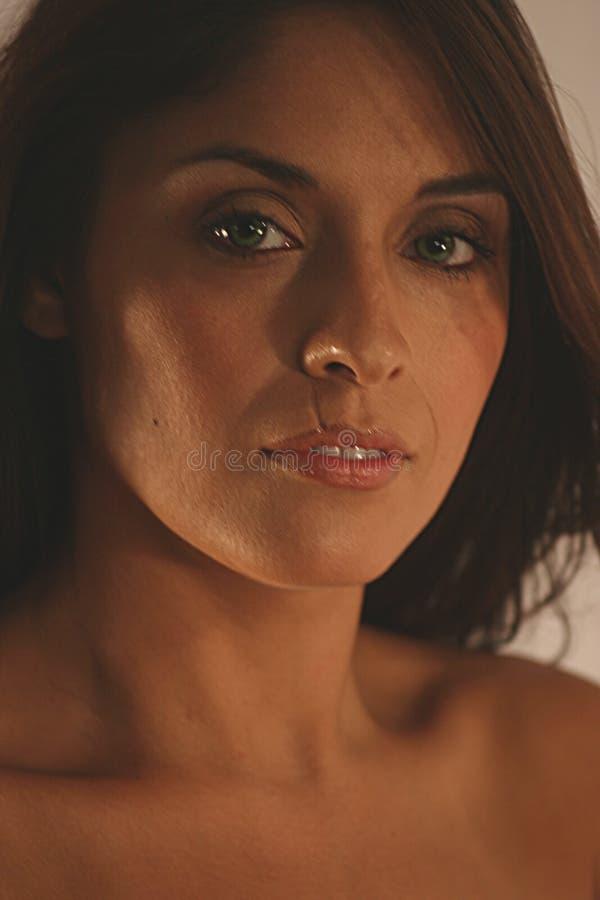 Mulher Latin nova #2 imagens de stock royalty free