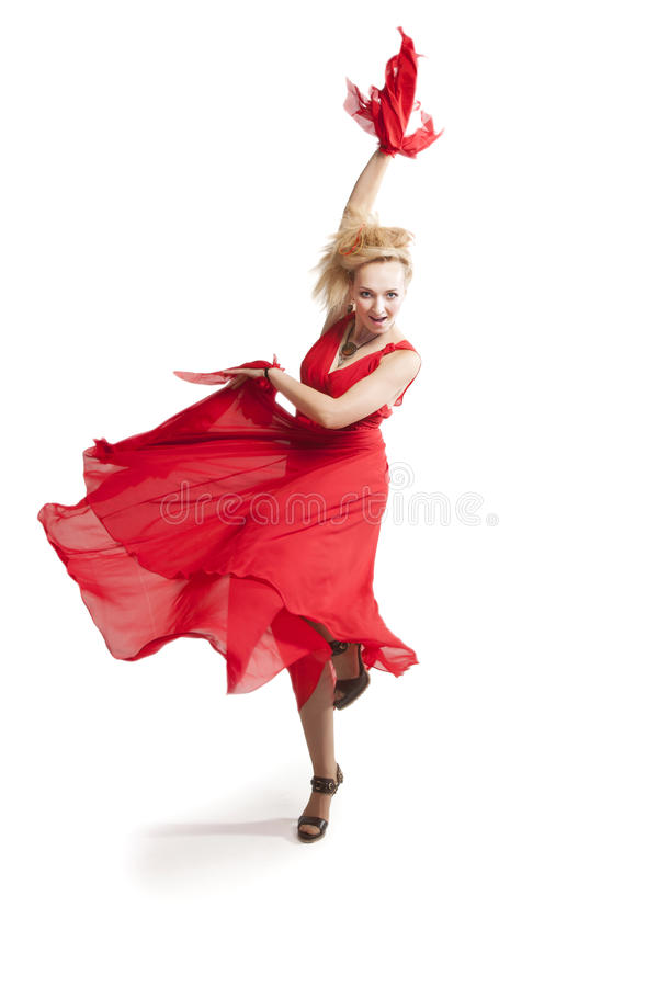 Mulher loura bonita fotos de stock royalty free