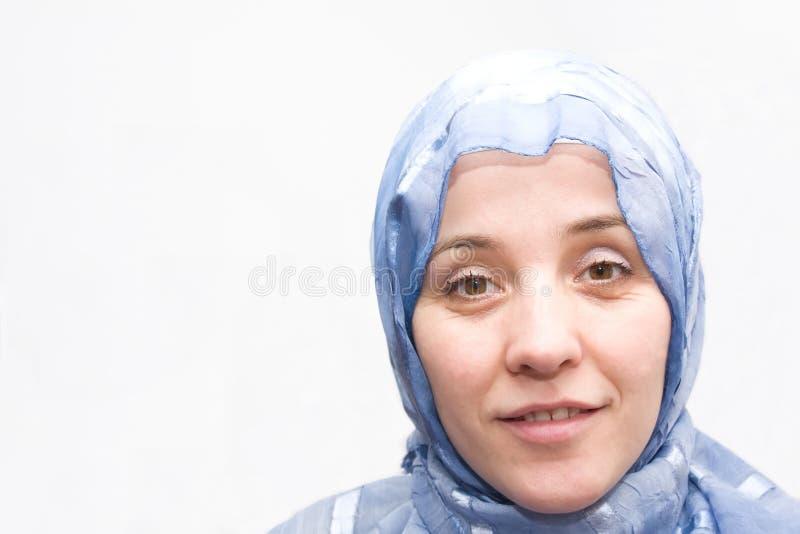 Mulher muçulmana imagem de stock royalty free