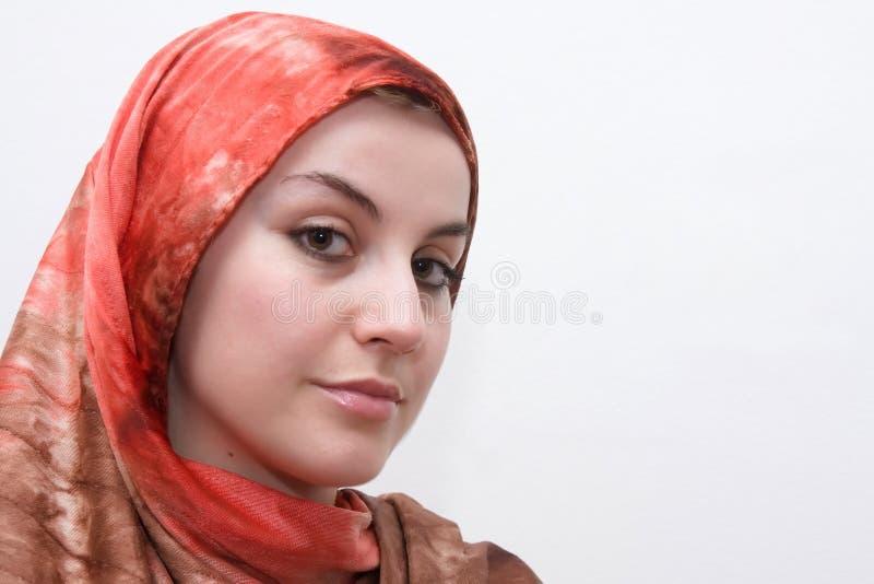 Mulher muçulmana fotos de stock royalty free