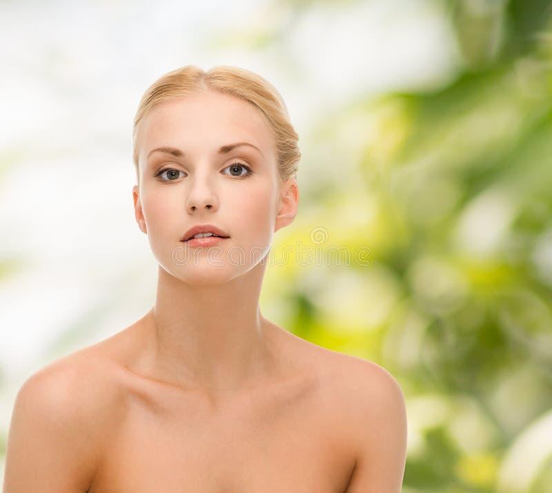 Mulher nova 15 fotografia de stock royalty free
