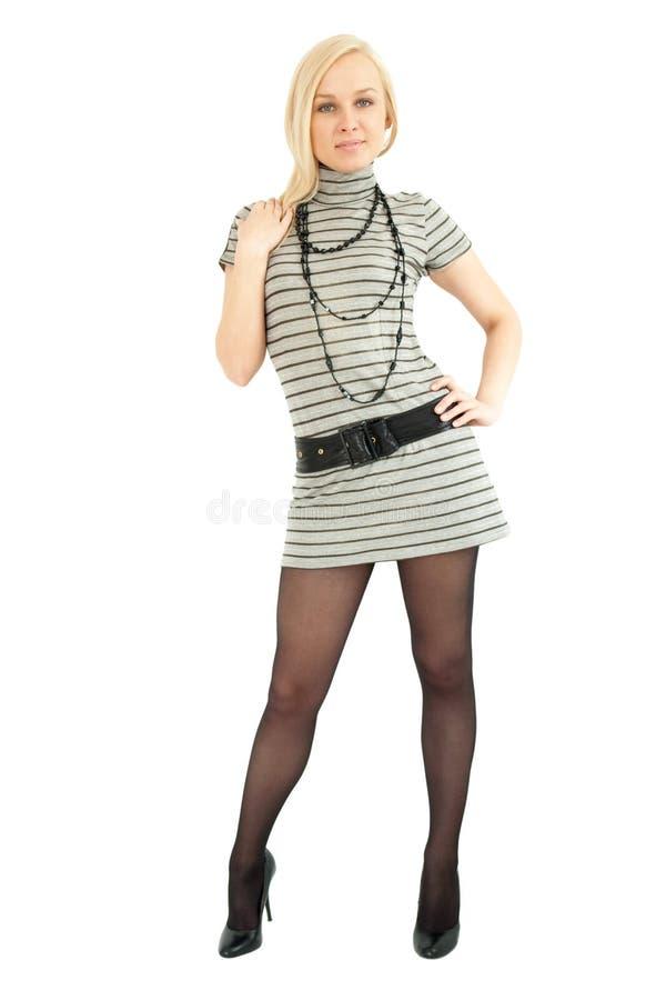 Download Mulher nova atrativa foto de stock. Imagem de pessoa - 10062376