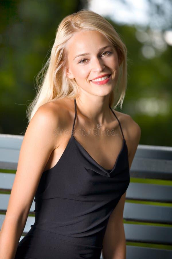 Mulher nova bonita imagens de stock royalty free