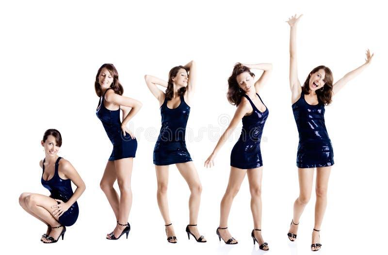 Mulher nova 'sexy' imagem de stock royalty free