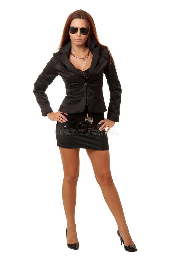 Mulher nova 'sexy' foto de stock