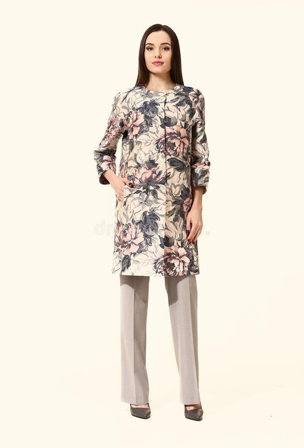 Mulher oriental asiática árabe do executivo empresarial fotografia de stock