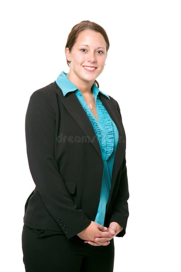 Mulher profissional nova fotografia de stock royalty free
