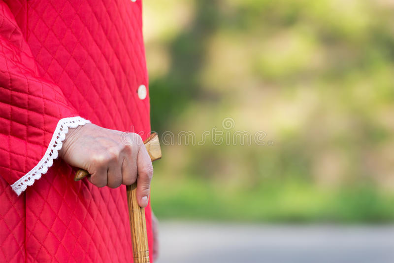 Mulher sênior imagens de stock