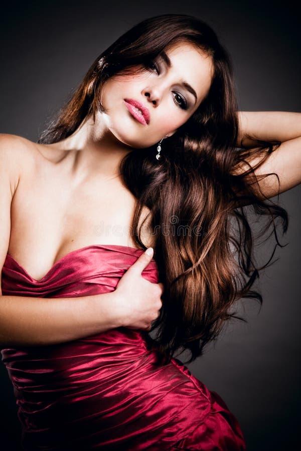 Mulher sensual imagens de stock royalty free