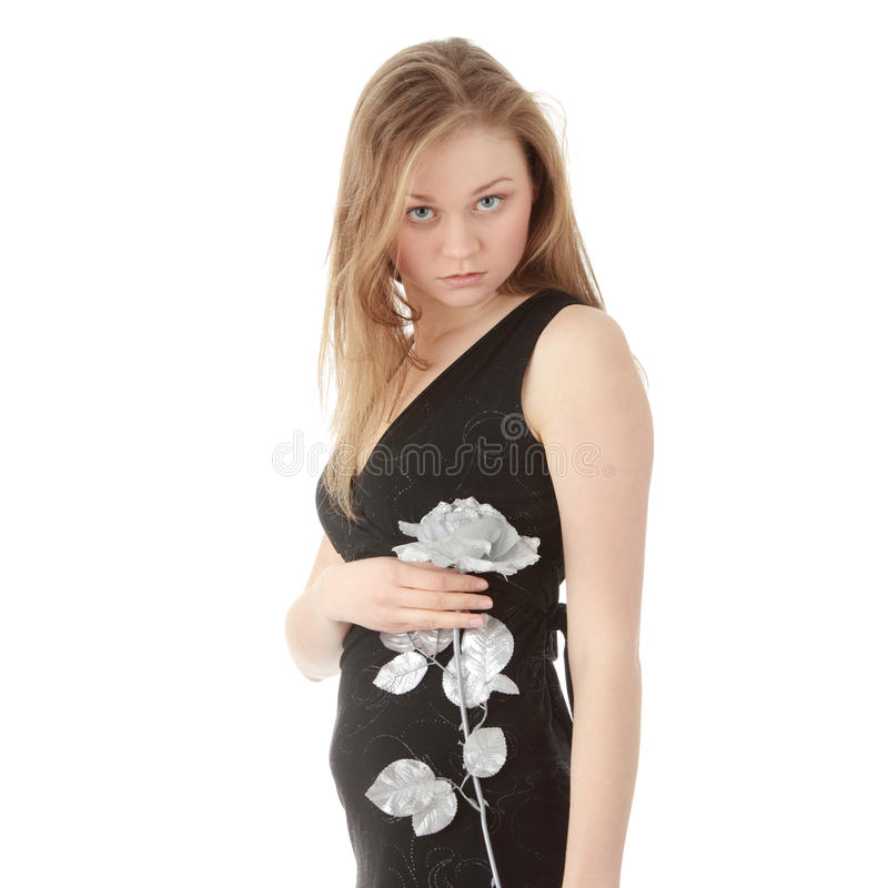 Download Mulher sensual foto de stock. Imagem de beleza, bordos - 12803224