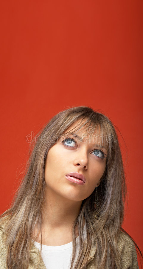 Mulher 'sexy' fotos de stock royalty free