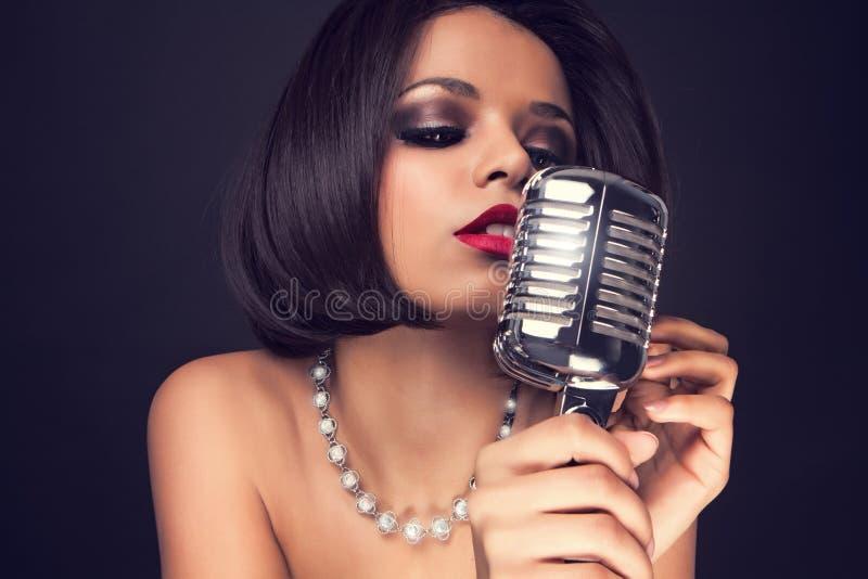 Mulher 'sexy' imagem de stock