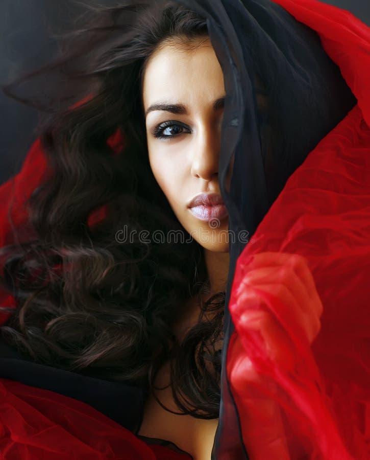 Mulher 'sexy' bonita fotos de stock royalty free