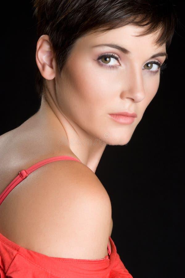 Mulher 'sexy' da forma foto de stock royalty free