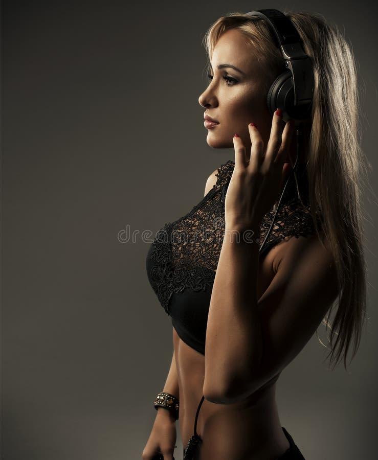Mulher 'sexy' nova glamoroso fotos de stock