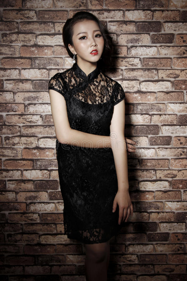 Mulheres chinesas imagem de stock