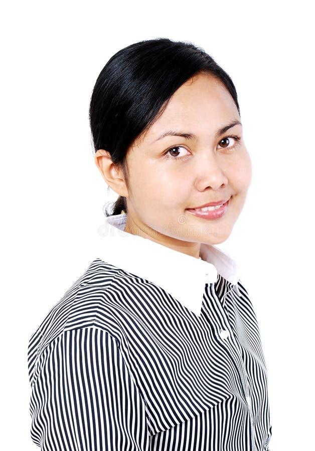 Mulheres corporativas asiáticas fotografia de stock royalty free
