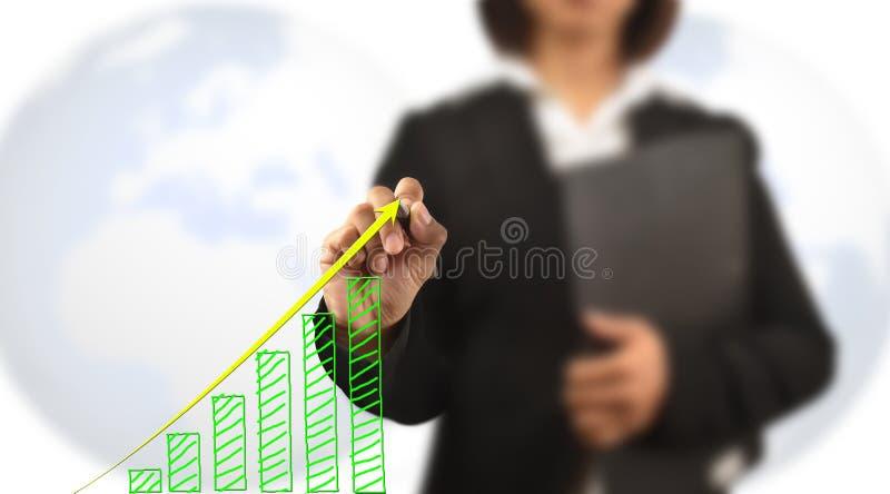 Mulheres de funcionamento imagens de stock