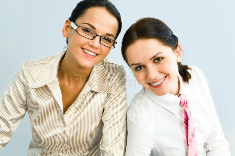 Mulheres de negócio imagens de stock royalty free