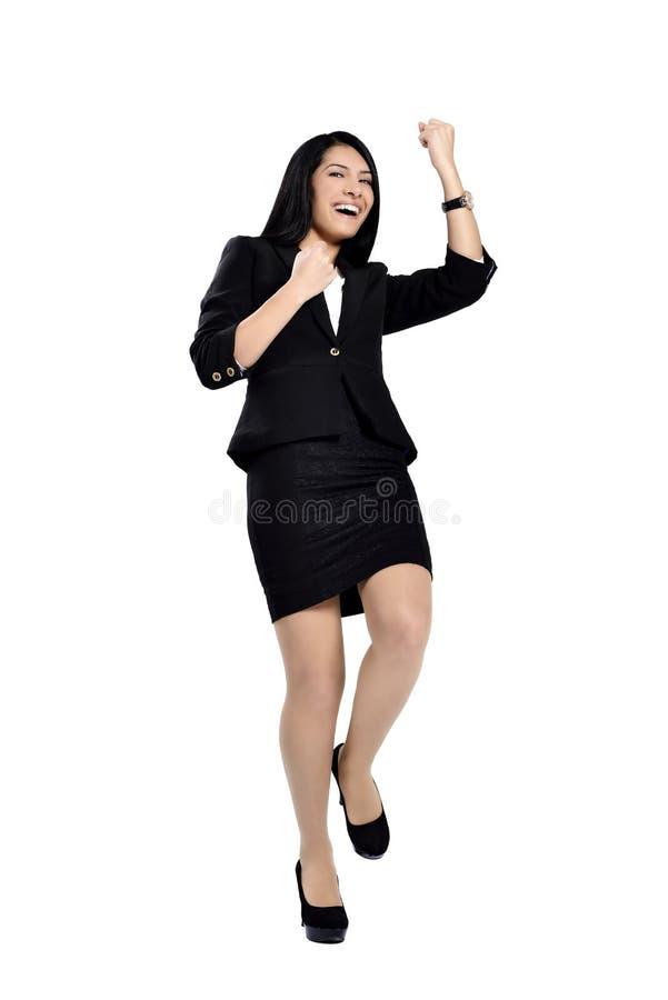 Mulheres de negócio atrativas bonitas foto de stock royalty free