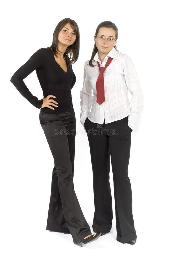 Mulheres de negócios imagens de stock