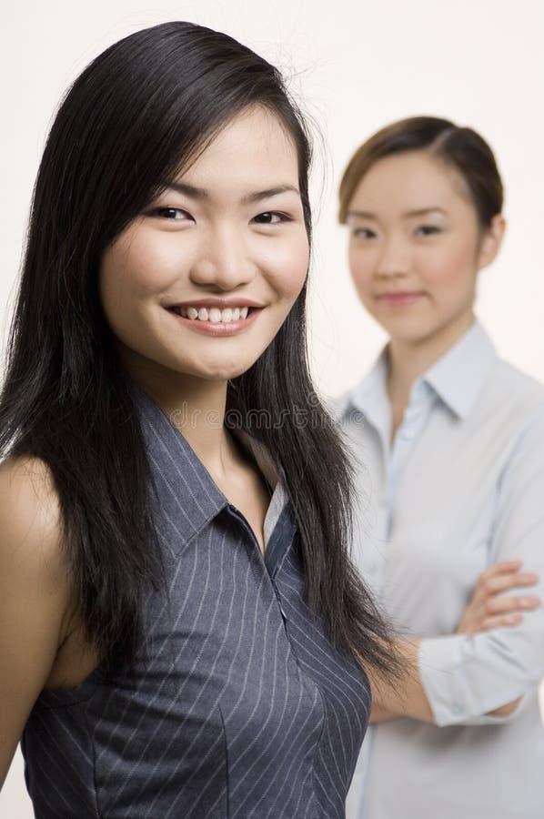 Mulheres de negócios 3 imagens de stock royalty free
