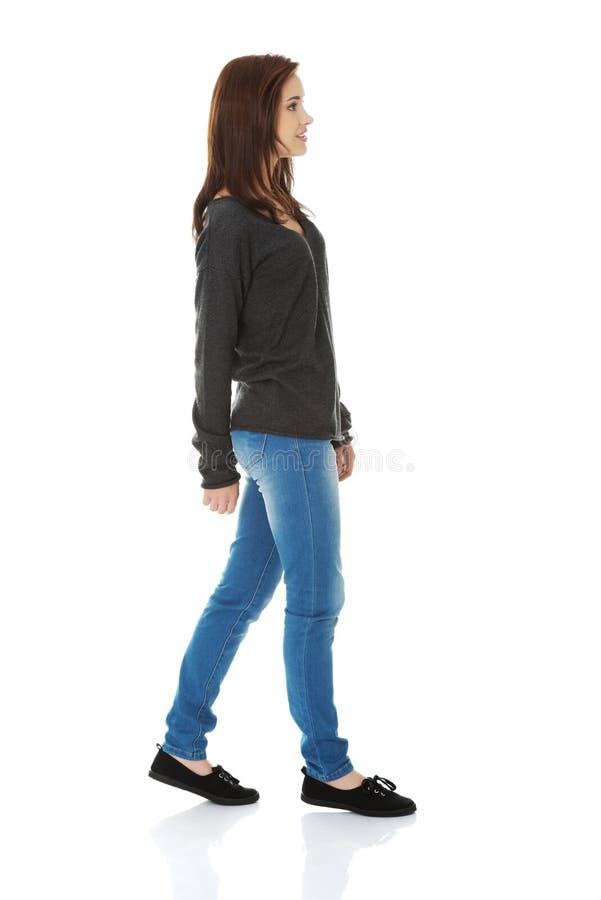 Mulheres de passeio foto de stock royalty free