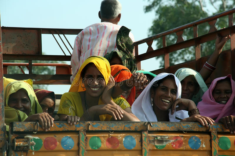 Mulheres indianas fotos de stock