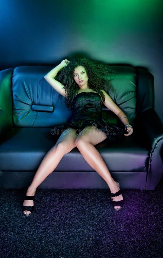 Mulheres luxuosos do encanto imagens de stock royalty free