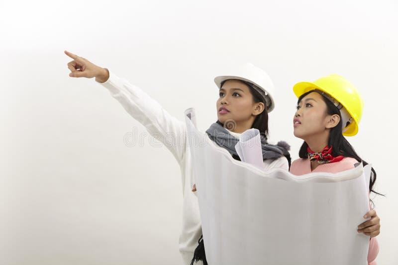 Mulheres no trabalho fotos de stock royalty free