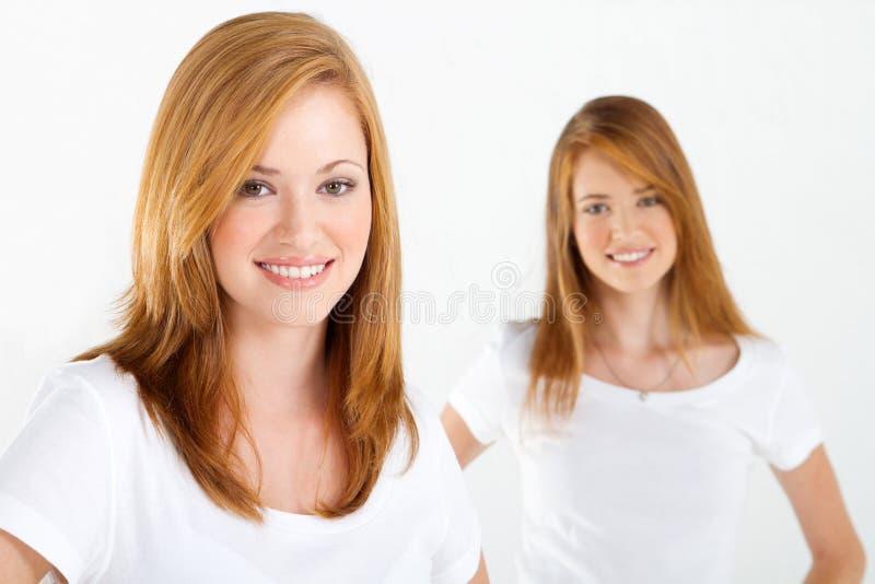 Mulheres novas fotos de stock