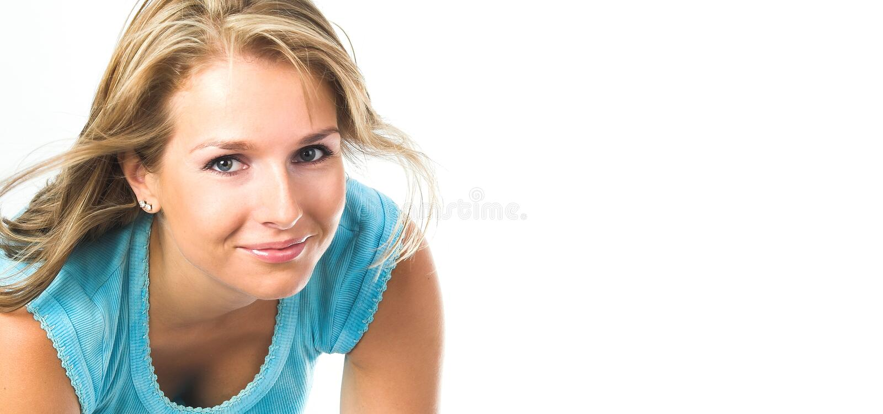 Mulheres novas bonitas imagens de stock