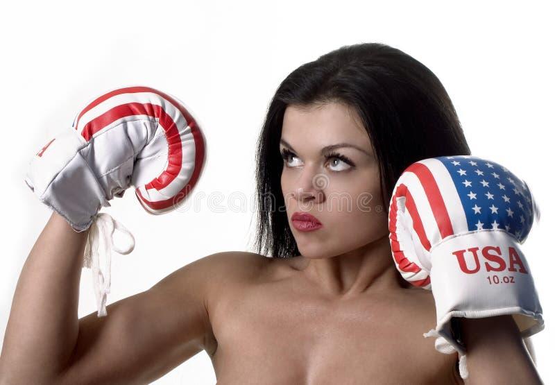 Mulheres pesadas foto de stock