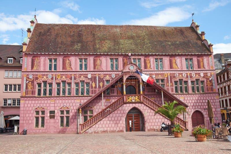 Mulhouse fotografia stock libera da diritti