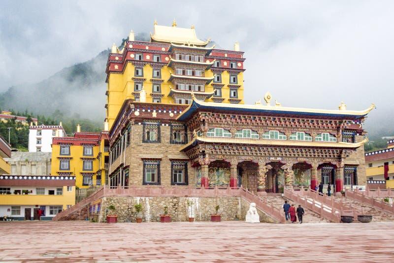 Muli świątynia zdjęcie royalty free