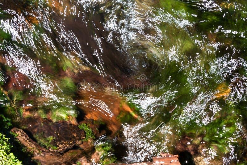 Mulinello naturale fotografia stock libera da diritti